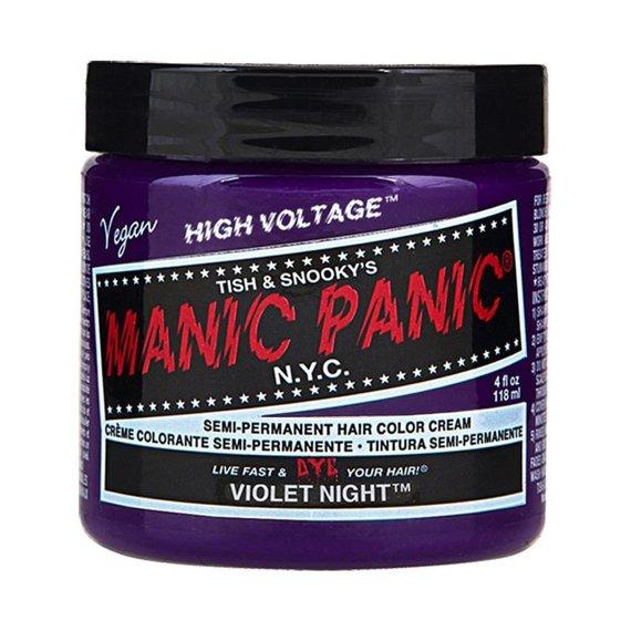 toner do włosów MANIC PANIC - VIOLET NIGHT