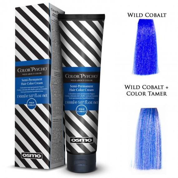 toner/krem do włosów OSMO COLOR PSYCHO - WILD COBALT (04)