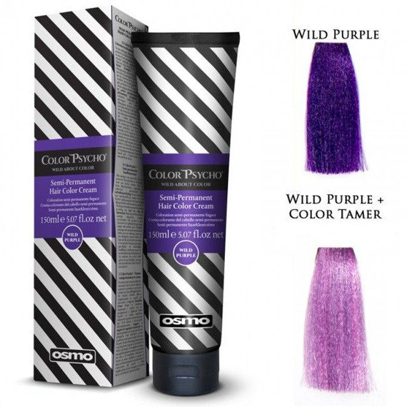 toner/krem do włosów OSMO COLOR PSYCHO - WILD PURPLE (02)