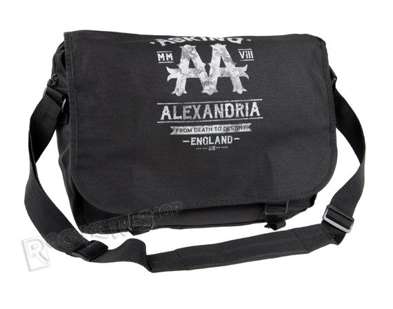 torba na ramię ASKING ALEXANDRIA - BLACK LABEL