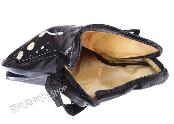 torba na ramię GUITAR STRAT BLACK