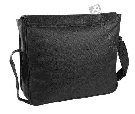 torba na ramię duża BLACK