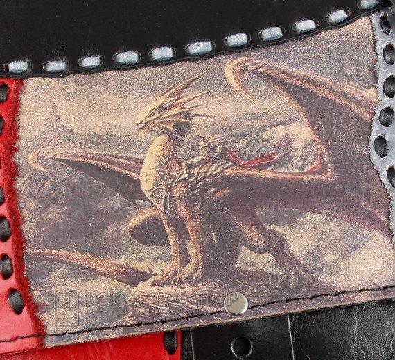torba skórzana DRAGON