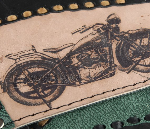torba skórzana MOTORCYCLE
