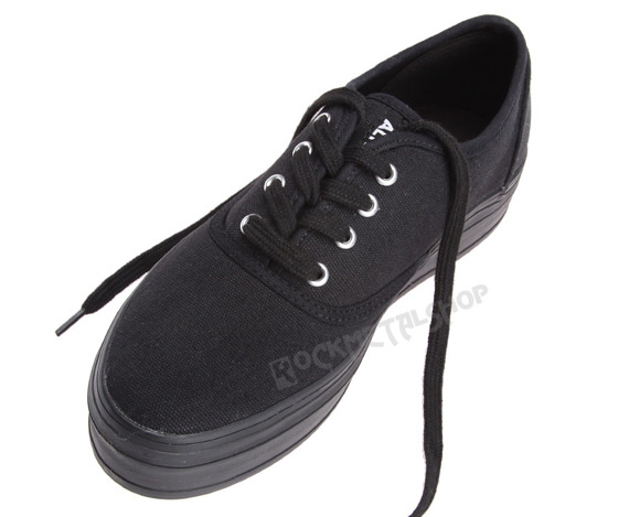 trampki ALTERCORE czarne (450 BLACK HF01-LOW)