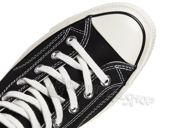 trampki CONVERSE - CHUCK TAYLOR ALL STAR CT 70 HI HERITA BLACK