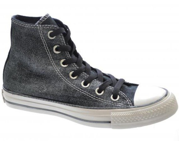 trampki CONVERSE - CHUCK TAYLOR ALL STAR CT HI BLACK