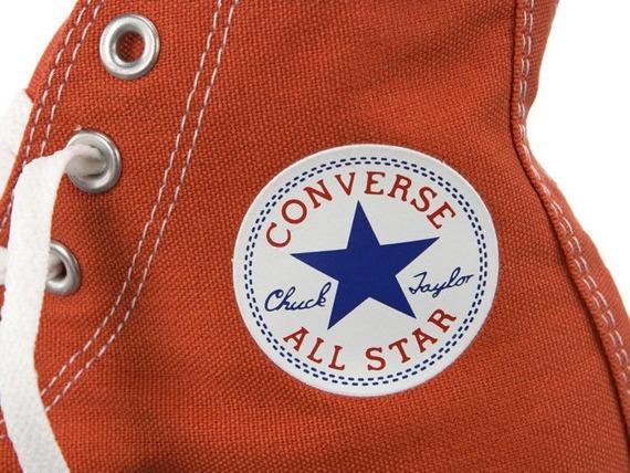trampki CONVERSE - CHUCK TAYLOR ALL STAR CT HI RED CLAY