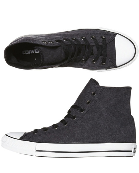 trampki CONVERSE CHUCK TAYLOR ALL STAR HI SHOE (BLACK)