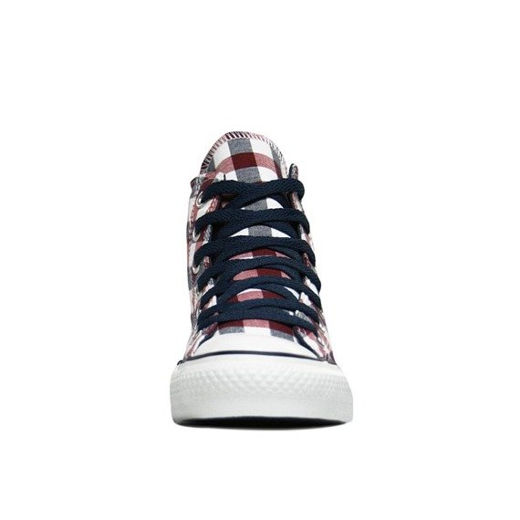 trampki CONVERSE CHUCK TAYLOR ALL (WHITE/NAVY)