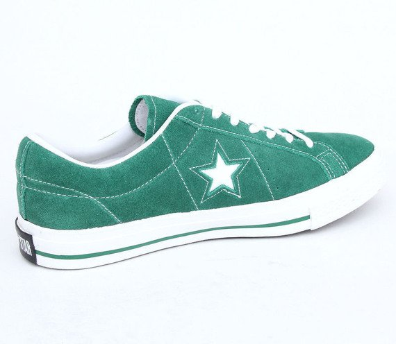 trampki CONVERSE ONE STAR CLASSIC 74 (GREEN)