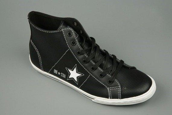 trampki CONVERSE - ONE STAR LO PRO (BLACK/WHITE) (113571)