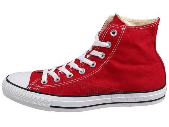 trampki Converse All Star Core HI  (RED)