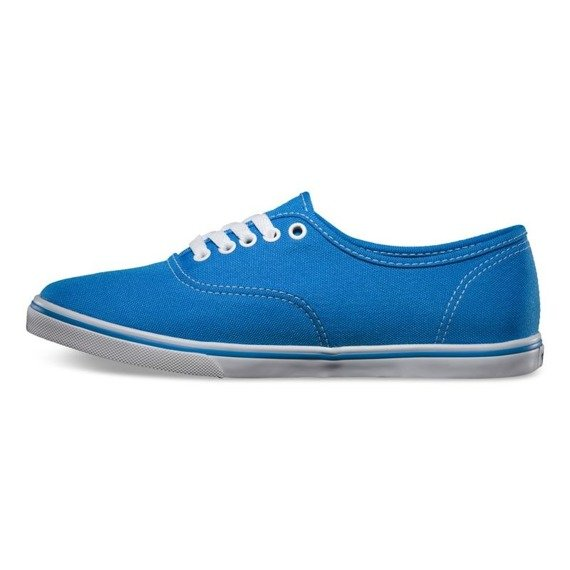 trampki damskie VANS - AUTHENTIC LO PRO NEON BLUE