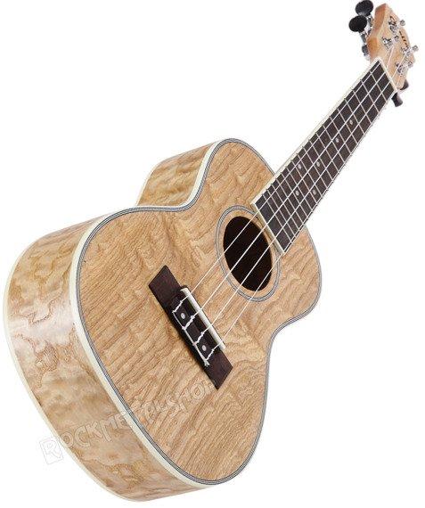 ukulele koncertowe MELLOW Jesion Bagienny UKCB-ASH
