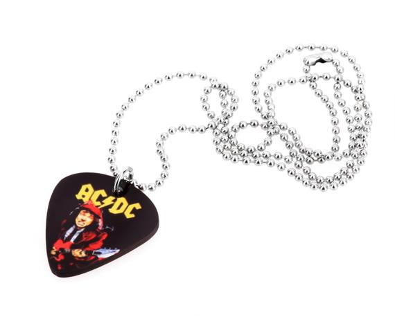 wisior kostka gitarowa AC/DC - ANGUS