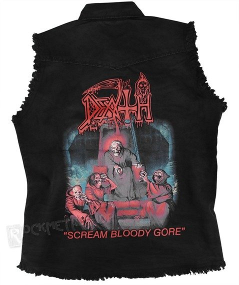 workshirt DEATH - BLOODY GORE