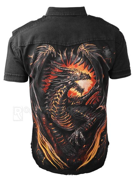 workshirt DRAGON FURNACE