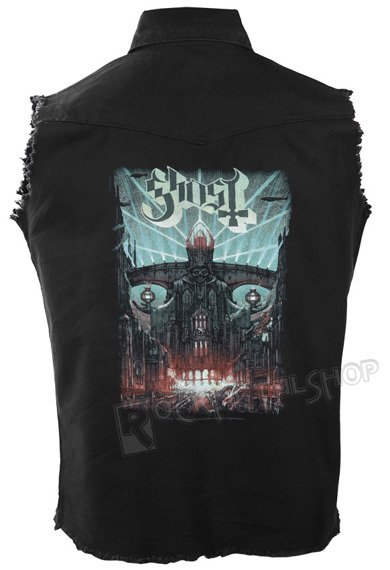 workshirt GHOST - MELIORA