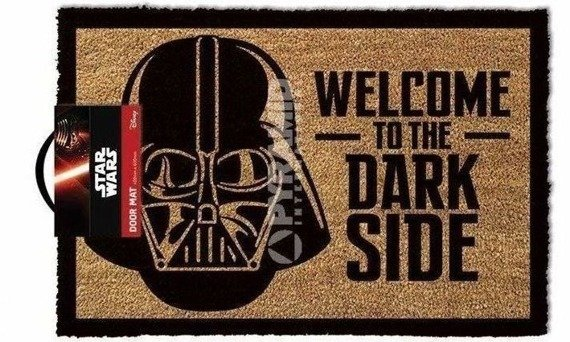 wycieraczka STAR WARS - WELCOME TO THE DARSIDE