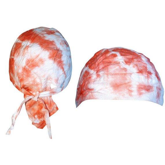 zandana barwiona czerwona