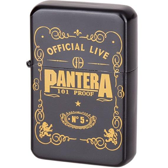 zapalniczka PANTERA - OFFICIAL LIVE