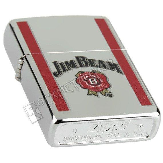 zapalniczka ZIPPO: JIM BEAM BARS