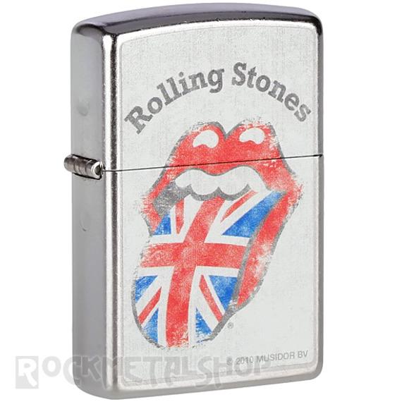 zapalniczka ZIPPO: ROLLING STONES - BRITISH FLAG (2001969)