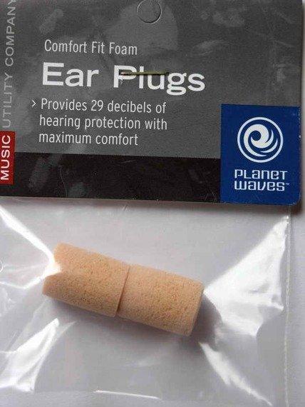 zatyczki do uszu PLANET WAVES Ear Plugs (PWEP1)