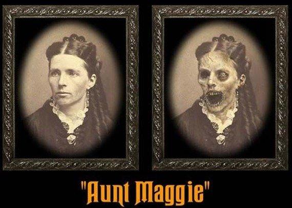zdjęcie 3D HAUNTED MEMORIES - AUNT MAGGIE (HUME810AM)