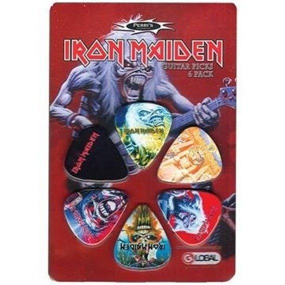 zestaw kostek IRON MAIDEN LP-INM2 (6 szt)