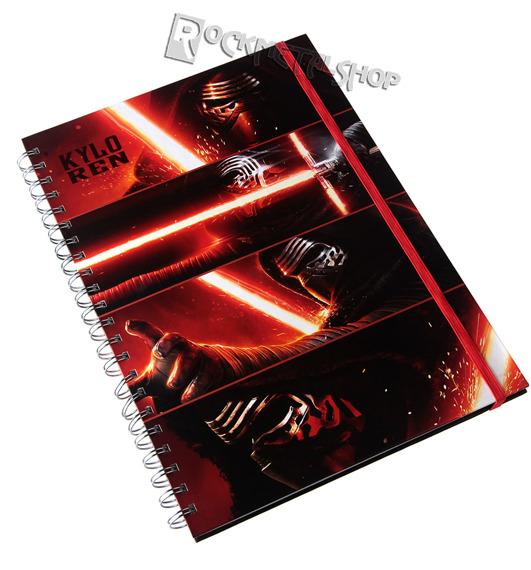 zeszyt STAR WARS - EPISODE VII (KYLO REN)
