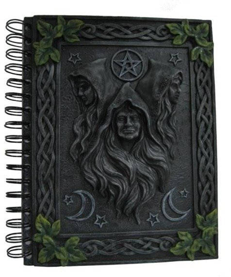 zeszyt TRIPLE GODDESS JOURNAL