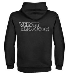 bluza czarna kangurka VELVET REVOLVER - BAND