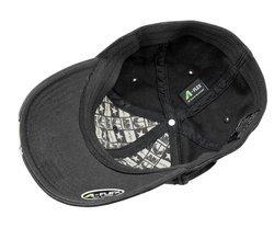 czapka JIMI HENDRIX - Black FF Cap Logo & Winged Gi