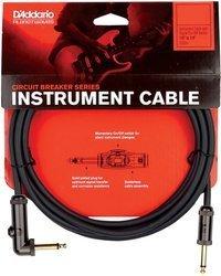 kabel gitarowy 6,10m PLANET WAVES CIRCUIT BREAKER jack kąt/prosty (PW-AGRA-20)