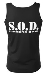 koszula S.O.D. - SPEAK ENGLISH OR DIE