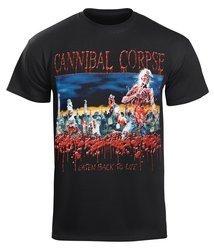 koszulka CANNIBAL CORPSE - EATEN BACK TO LIFE