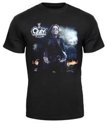 koszulka OZZY OSBOURNE - BLACK RAIN