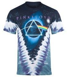koszulka PINK FLOYD - PYRAMID VDYE, barwiona