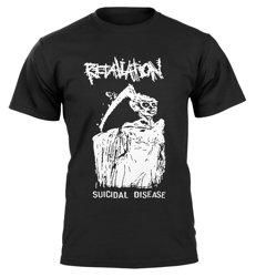 koszulka RETALIATION - SUICIDAL DISEASE