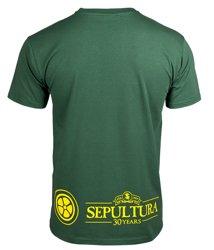 koszulka SEPULTURA - ROOTS 30 YEARS