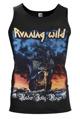 koszulka na ramiączkach RUNNING WILD - UNDER JOLLY ROGER