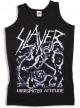 koszulka na ramiączkach SLAYER - UNDISPUTED ATTITUDE