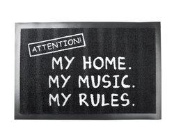 wycieraczka ATTENTION! MY HOME